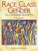 Race  Classnd Gender in a Diverse Society Book