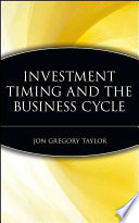 Investment Timing And The Business Cycle