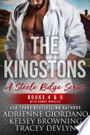 Steele Ridge The Kingstons Box Set 2 Books 4 5 With Bonus Novella