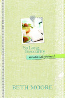 So Long  Insecurity Devotional Journal
