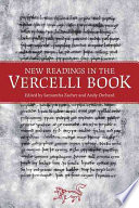 New Readings in the Vercelli Book
