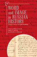 Pdf Word and Image in Russian History