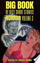 Big Book of Best Short Stories   Specials   Horror 3 Book