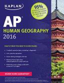Kaplan AP Human Geography 2016