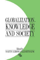 Globalization, Knowledge and Society