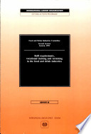 Skill Requirements Vocational Training And Retraining In The Food And Drink Industries Book