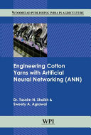 Engineering Cotton Yarns with Artificial Neural Networking  ANN