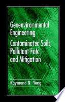 Geoenvironmental Engineering