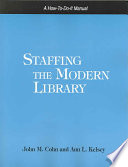 Staffing the Modern Library