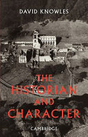 The Historian and Character