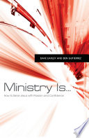 Ministry Is