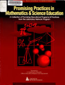 Promising Practices in Mathematics and Science Education