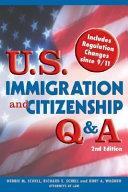 U S  Immigration and Citizenship Q   A