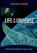 Activities Manual For Life In The Universe