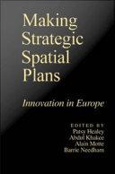 Making Strategic Spatial Plans