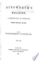 Ainsworth s Magazine