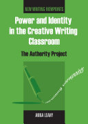 Power and Identity in the Creative Writing Classroom [Pdf/ePub] eBook