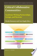 Critical Collaborative Communities