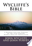 Wycliffe s Bible