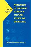 Applications of Geometric Algebra in Computer Science and Engineering [Pdf/ePub] eBook
