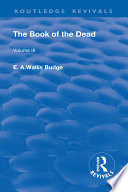 The Book of the Dead  Volume III