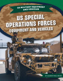 Us Special Operations Forces Equipment and Vehicles