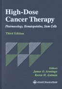 High Dose Cancer Therapy Book PDF