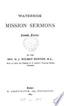 Waterside mission sermons  Ser  1  3rd ed   ser  2