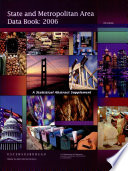 State And Metropolitan Area Data Book 2006 Book PDF