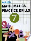 Allied Mathematics Practice Drills