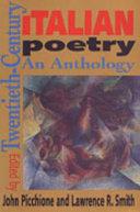 Pdf Twentieth-century Italian poetry