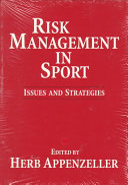 Risk Management in Sport