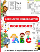 Scholastic Kindergarten Workbook