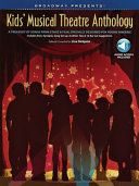 Kids' Musical Theatre Anthology