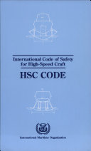 International Code of Safety for High-speed Craft (HSC Code)