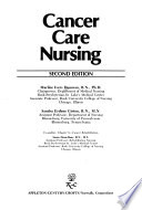 Cancer Care Nursing