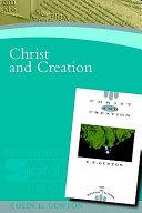 Christ And Creation