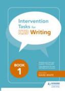 Books - Intervention Tasks For Writing | ISBN 9781471838361