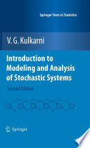 Introduction to Modeling and Analysis of Stochastic Systems Book