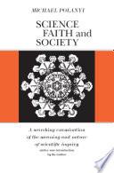 Science  Faith  and Society