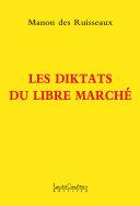 Pdf Les Diktats Du Libre Marché Telecharger