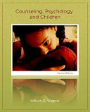 Counseling Psychology And Children Book