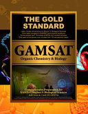 Cover of Gold Standard GAMSAT Organic Chemistry and Biology