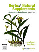 Pdf Herbs and Natural Supplements Inkling