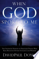 When God Spoke to Me Book