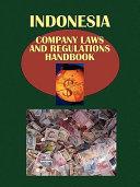 Indonesia Company Laws and Regulations Handbook