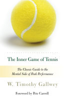 Pdf The Inner Game of Tennis Telecharger