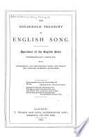 Household Treasury of English Song