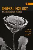 General Ecology [Pdf/ePub] eBook