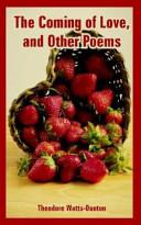 Theodore Watts-dunton Books, Theodore Watts-dunton poetry book